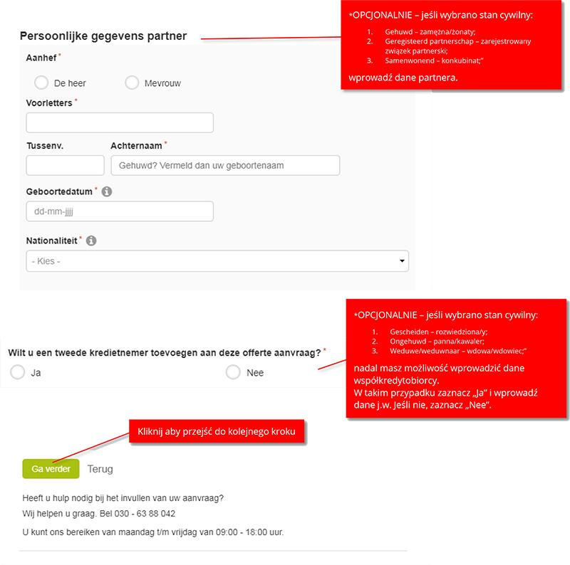Kredyt w Holandii dla Polaków