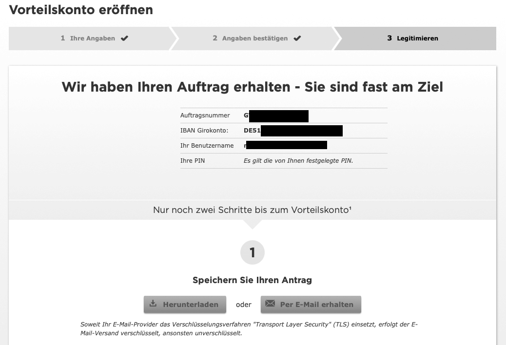 Otwarcie niemieckiego konta w Commerzbank
