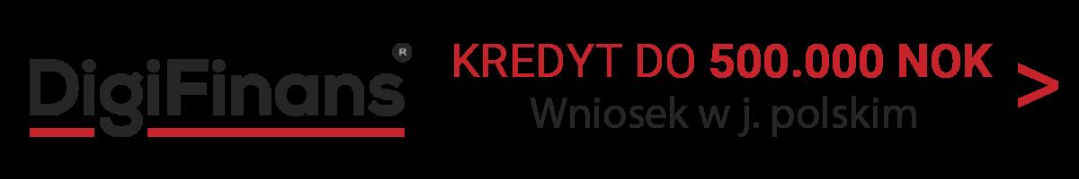 Kredyt w Norwegii dla Polaków