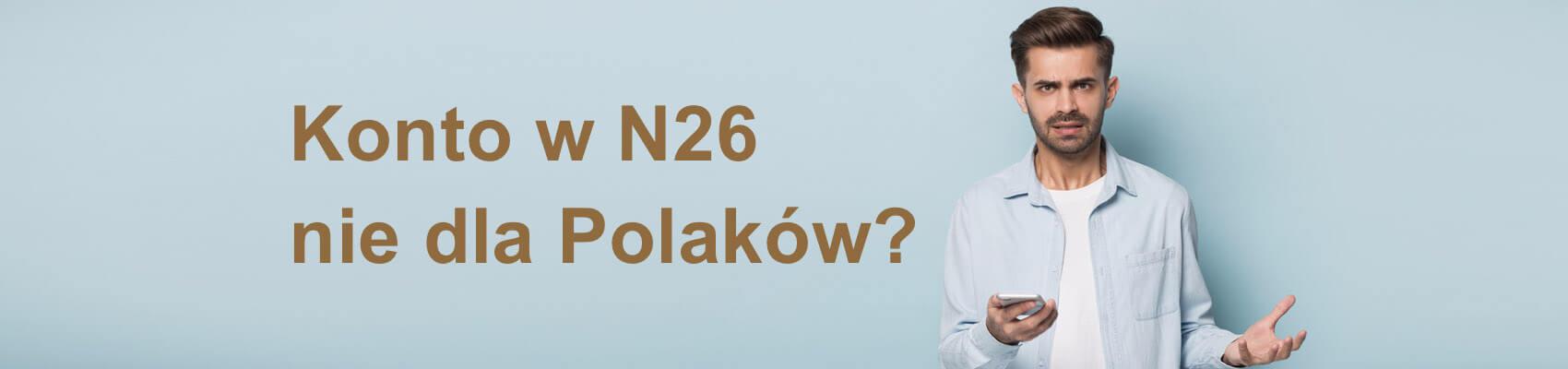 Otwarcie konta w N26 - czy warto?